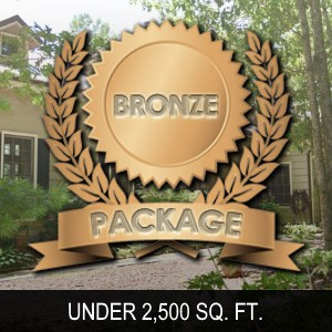 Property Maintenance Package - Bronze under 2500 sf