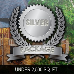 Property Maintenance Package - silver under 2500 sf