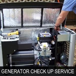 Check ups on Generators service