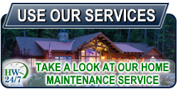 Order our home maintenance and management services